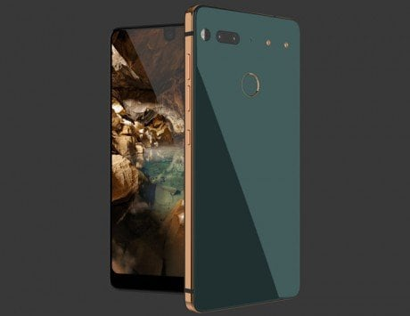 Here's how the dual-camera setup on the Essential Phone works