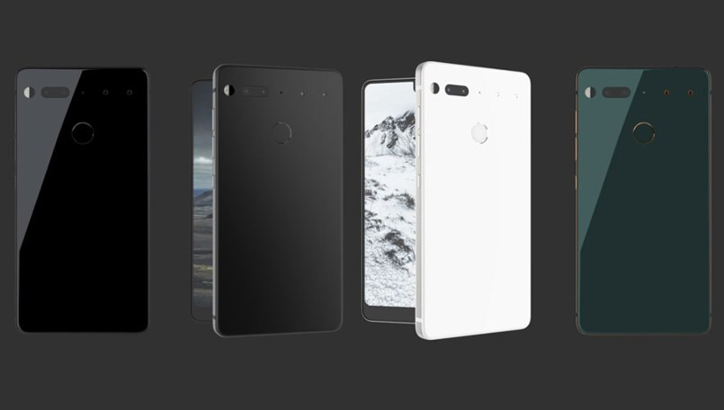 Essential Phone with built-in Amazon Alexa launched