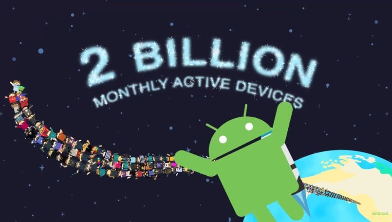 google-android-2-billion-users