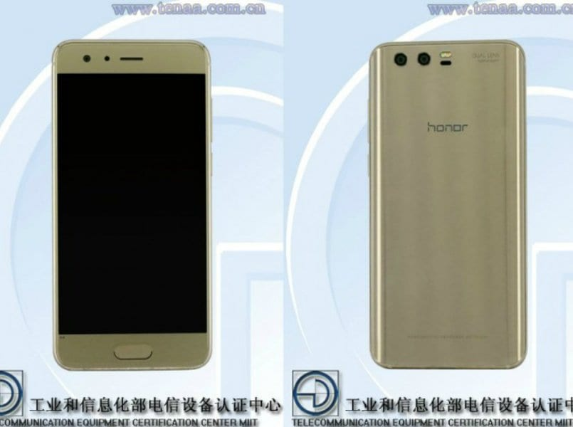 Honor 9 specifications, features leaked on TENAA ahead of official launch