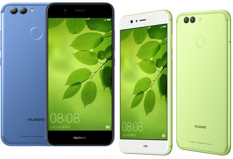 Huawei reveals Nova 2 and Nova 2 plus in the market