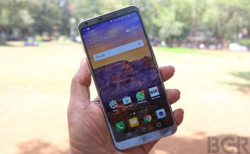 The LG G6 now available for Rs. 10000 off in India!
