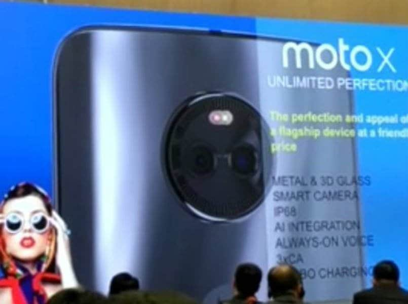 Moto X (2017) to be called as Moto X4