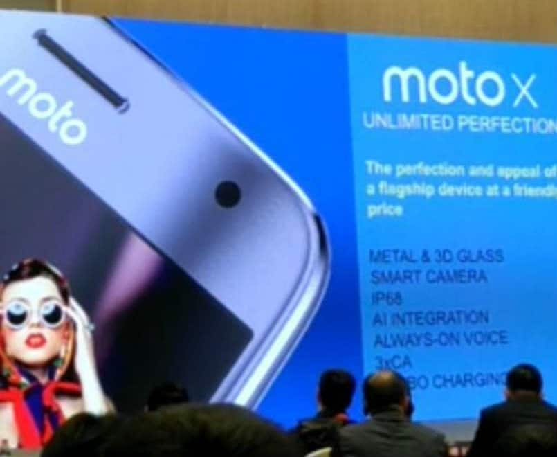 Moto X4 to feature AI-powered dual-camera setup: Report