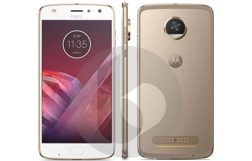 Moto Z2 Play Will Be Slimmer Than The Z Play Pack In