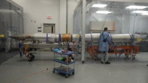 NASA-funded Sounding rocket to capture 1,500 images of the Sun in five minutes