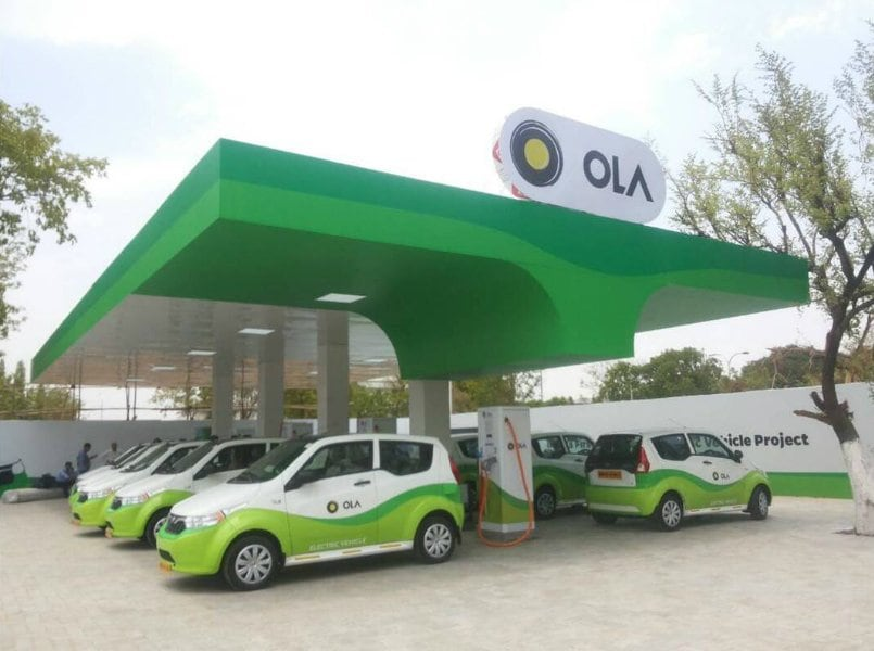 Mahindra, Ola launch multi-modal electric vehicle project in Nagpur