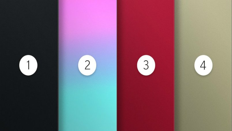 OnePlus 5 color options teased, could launch in new Red, 'Unicorn' variants