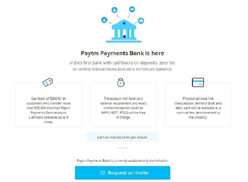 How to apply for Paytm Payments Bank account | BGR India