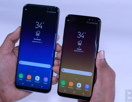 Samsung starts rolling out Android 8.0 Oreo beta for Galaxy S8, Galaxy S8+ users