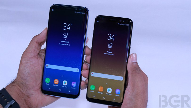 Samsung Galaxy S8 and Galaxy S8+ reportedly starts receiving Android Pie beta 2 update