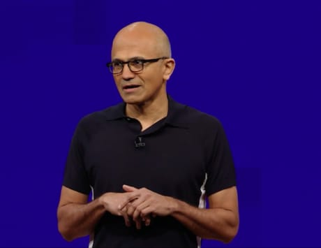 Technology should empower people, be accessible: Satya Nadella