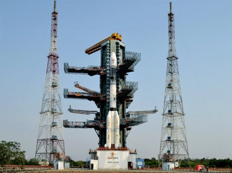 South Asia Satellite to launch on May 5