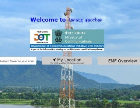 Tarang Sanchar: DoT's new portal lets you check radiation compliance by mobile towers in your area