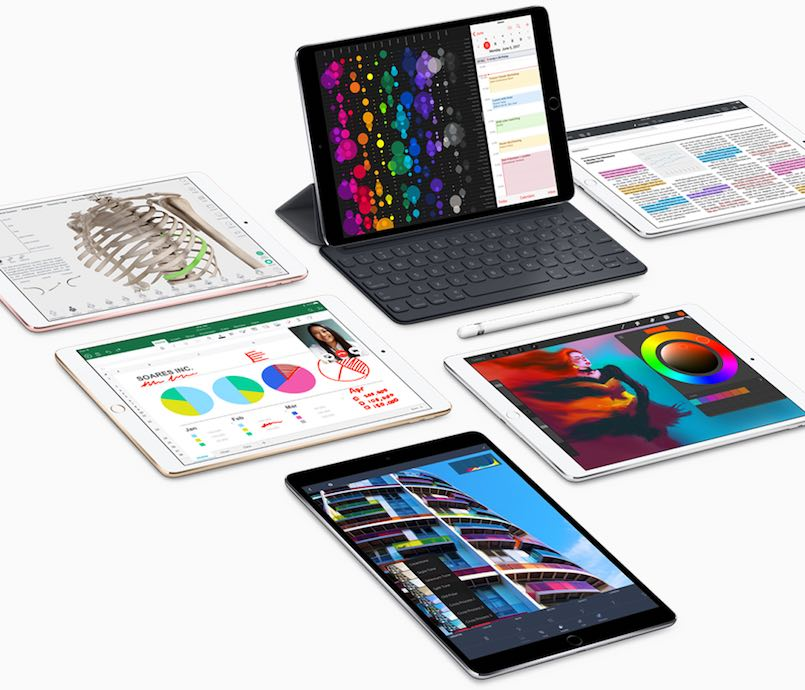IPad Pro 2017 Models Outperform New MacBook Pro Models in Some Benchmarks