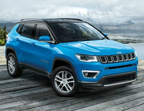 Fiat Chrysler's Jeep Compass pre-bookings start at Rs 50,000 in India