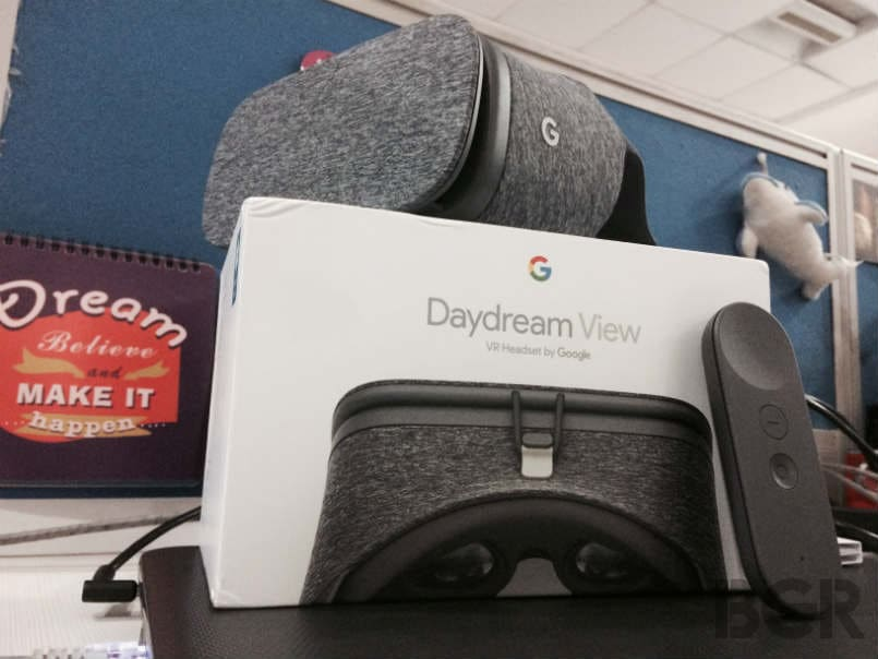 Google Daydream View VR first impressions: Virtual Reality gets as immersive as it can
