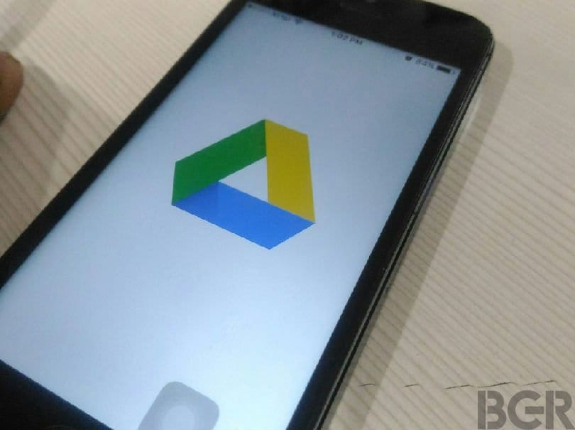 how to view backup on google drive