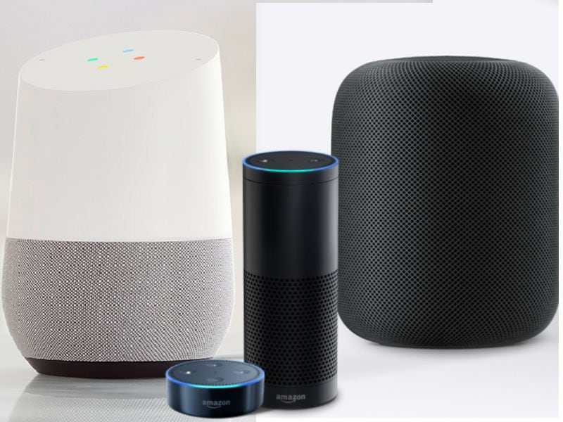 Apple HomePod vs Amazon Echo vs Google Home: Which one is coming to your home?