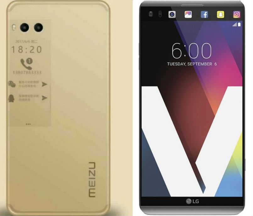 Meizu-pro-7-render-leak-lg-v20-secondary-display