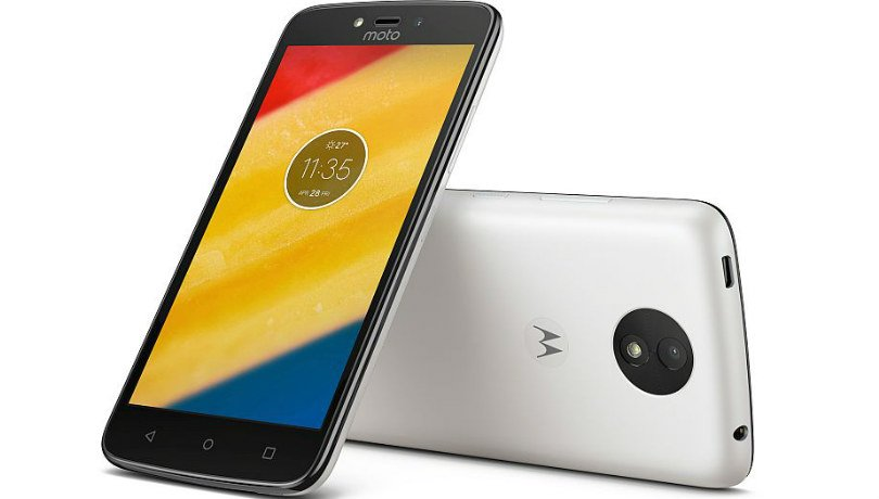 moto c plus india launch