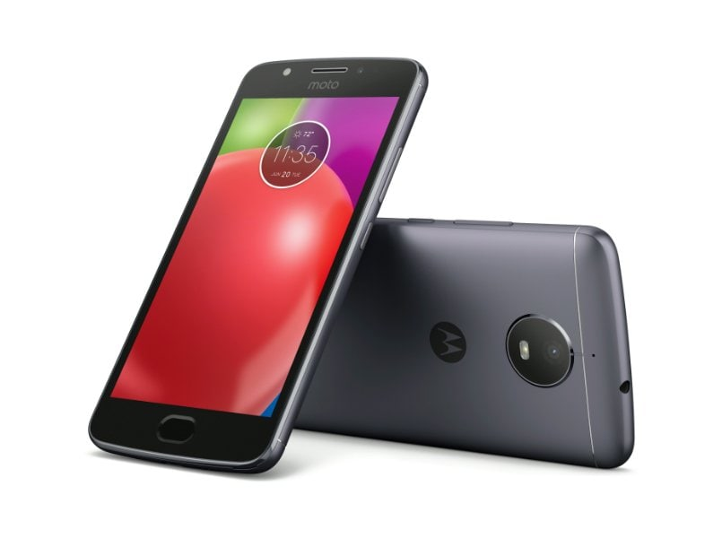 Moto E4 Plus with 5,000mAh battery, Moto E4 launched: Price, specifications and features