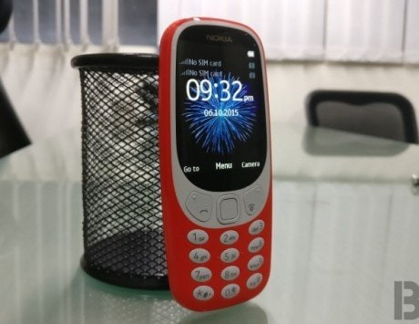 Nokia 3310 3G variant to arrive in late September or early October: Reports