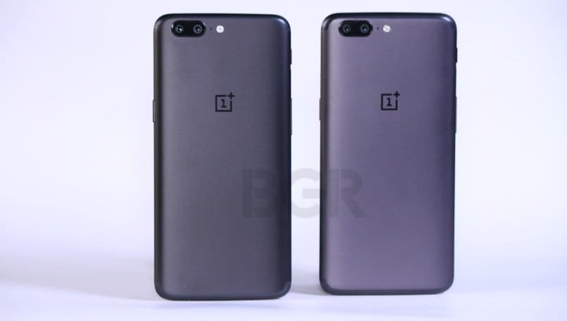 oneplus 5 both back