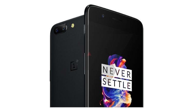 OnePlus 5 revealed the day before its official launch
