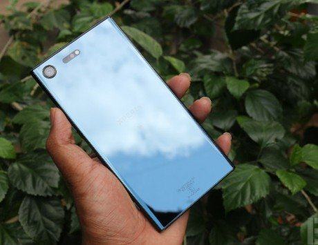 A Sony smartphone with full-view display leaked
