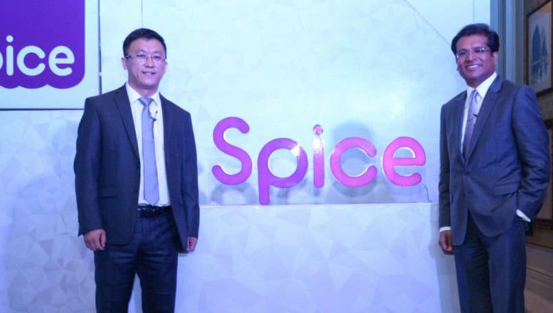 Spice Mobility launches 8 new mobile phones in India