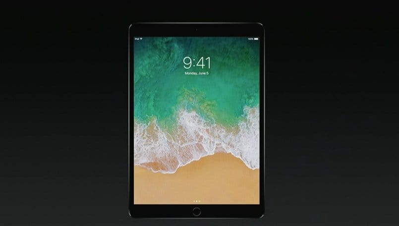 The new iPad Pro is nearly as powerful as the MacBook Pro