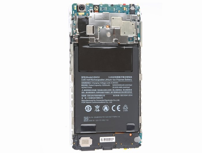 Xiaomi-Mi-Max-2-Teardown-9