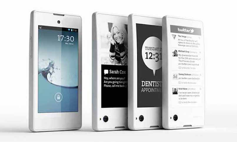 YotaPhone 3 will arrive later this year and start at $350