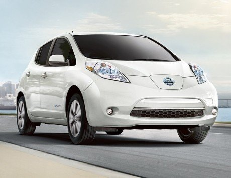 2018 Nissan Leaf to feature e-pedal technology