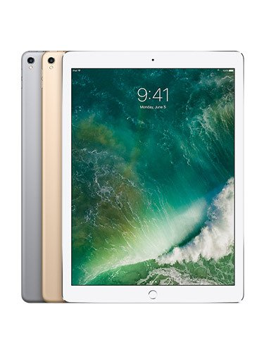 Apple 12.9-inch iPad Pro Wi-Fi+Cellular (256GB) Colors