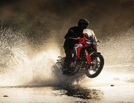 Honda Africa Twin CRF1000L DCT: Technical details of the 'automatic' motorcycle