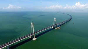 World's longest sea bridge in China to offer electric vehicle charging facility
