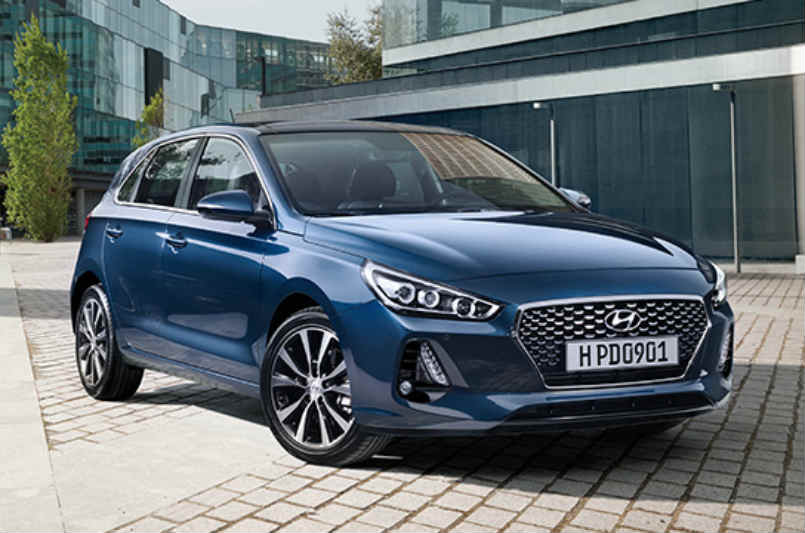 hyundai i30 fastback looks cool and holds futuristic tech too bgr india. Black Bedroom Furniture Sets. Home Design Ideas