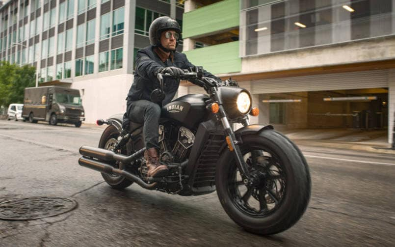Upcoming Indian Scout Bobber looks mean to the core | BGR India