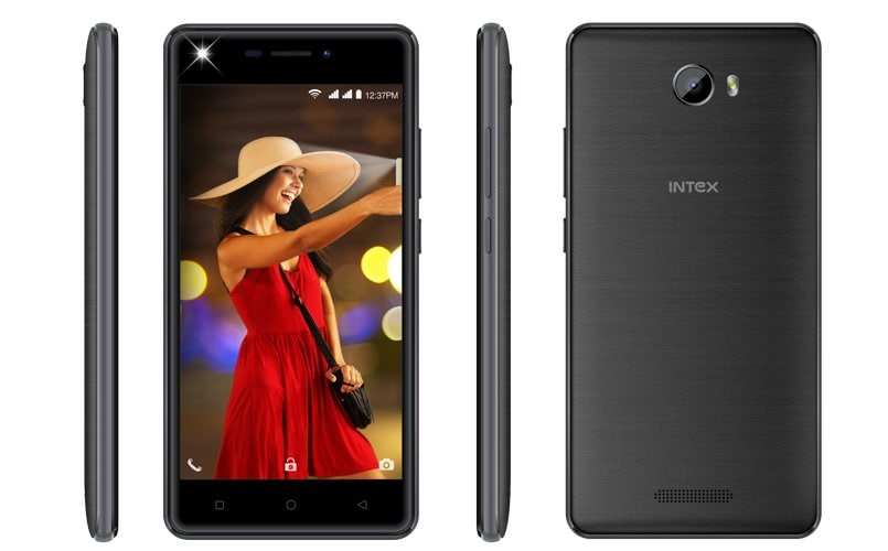 Intex Aqua Lions 3 with Android Nougat, 4,000mAh battery launched, priced at Rs 6,499: Specifications and features