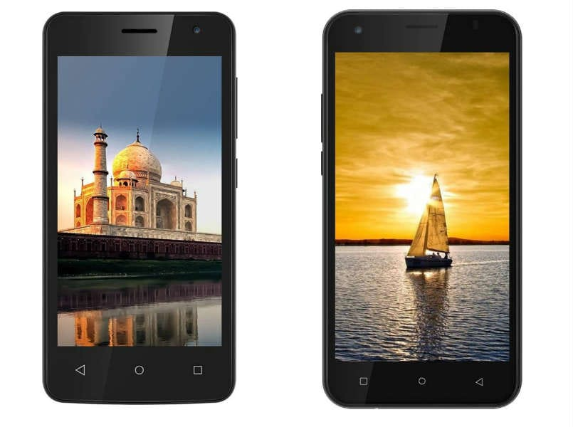 iVoomi Me 4, Me 5 with Android Nougat v7.0 launched: Prices, specifications, features