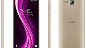Lava A93 with 5.5-inch HD display, 3,000mAh battery launched in India, priced at Rs 7,999: Specifications, features