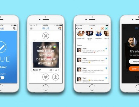 Twitter verified users now have an exclusive dating app, Blue