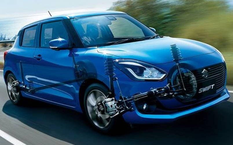 Moving Company Reviews >> 2017 Suzuki Swift hybrid launched in Japan; promises 32kmpl mileage | BGR India