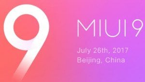 Xiaomi previews MIUI 9 themes, features ahead of July 26 launch