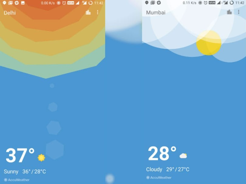 OnePlus Weather app now available for download on Google Play Store