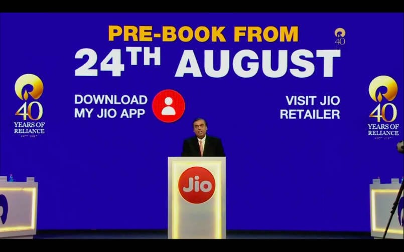 Reliance JioPhone pre-booking starts from August 24; here's everything you need to know