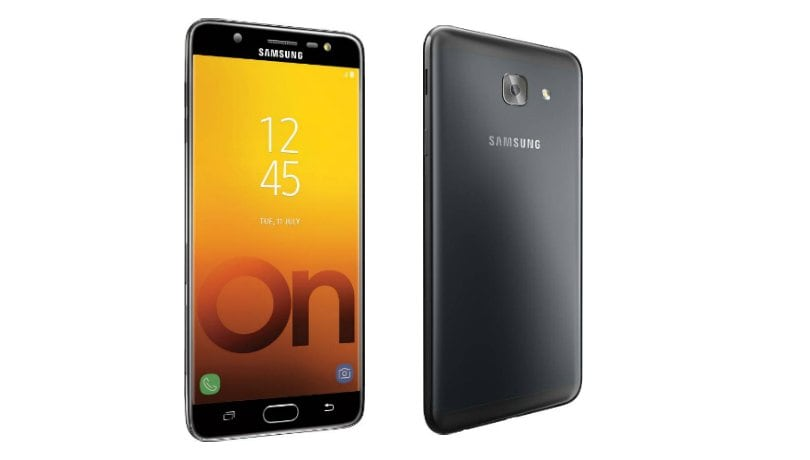 Samsung India launches 'Galaxy On Max' at Rs 16900