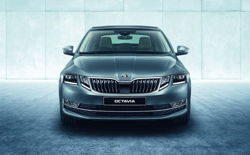 2017 Skoda Octavia Facelift Launched In India Heres A Look At